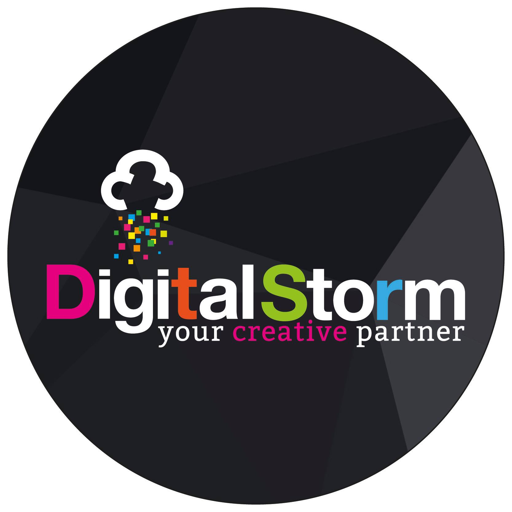 Digital Storm Logo