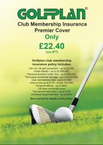Golf Plan Insurance