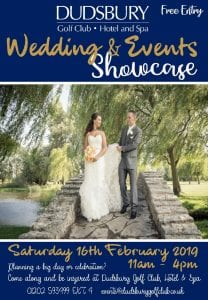 Wedding and Events Showcase 2019